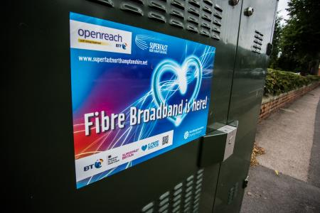 Fibre Broadband is here!