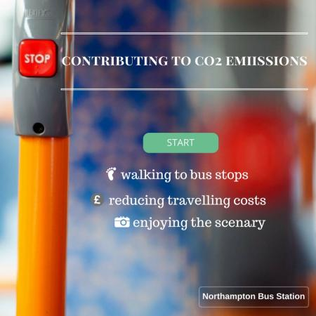 Stop contributing to CO2 emissions