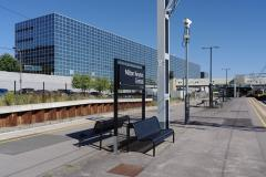 Milton Keynes Central Railway Station Photo
