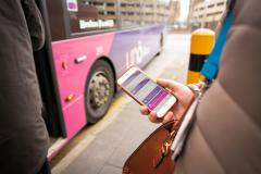 Mobile Bus Journey Planner