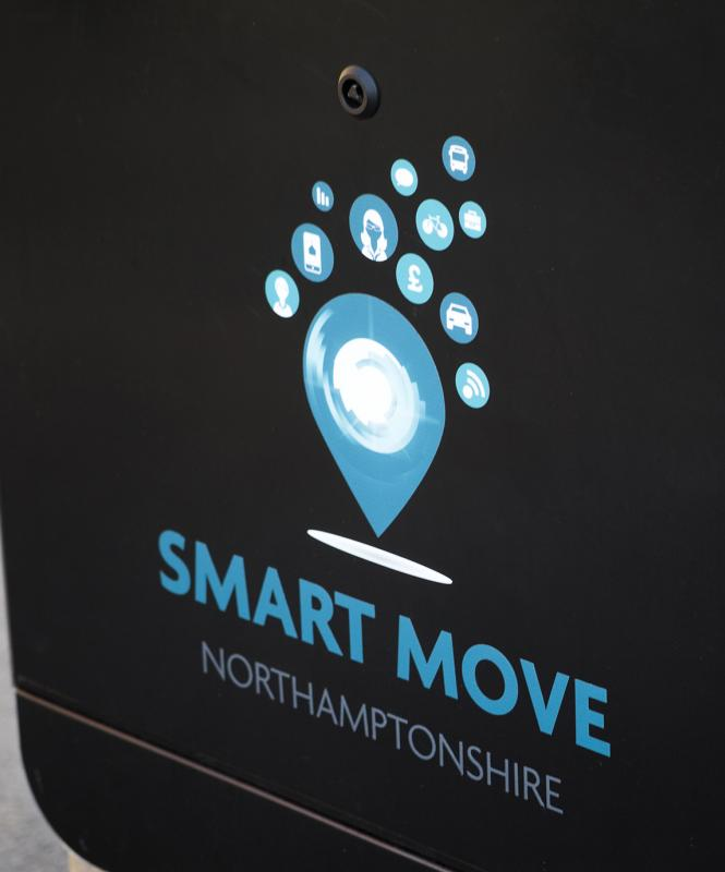 Smart Move Northamptonshire logo